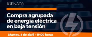 Compra colectiva luz electricidad empresas baja tensión