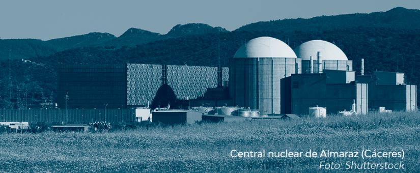 La parada de dos nucleares frena el descenso del precio de la luz en abril