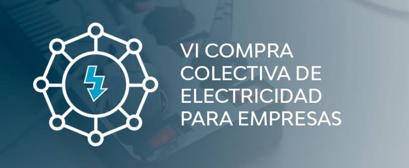 Se abre el grupo de compra colectiva de electricidad para empresas