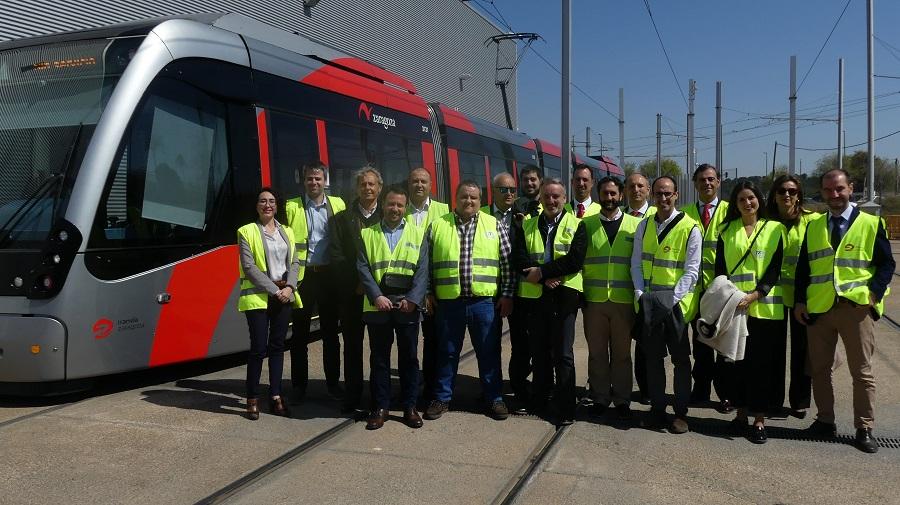 jornada transición energética zaragoza dkv switching consulting tranvía zaragoza
