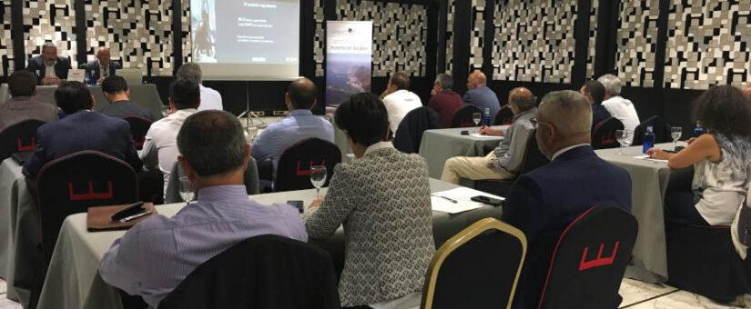 Grupo ASE aconseja al sector portuario para reducir sus costes eléctricos